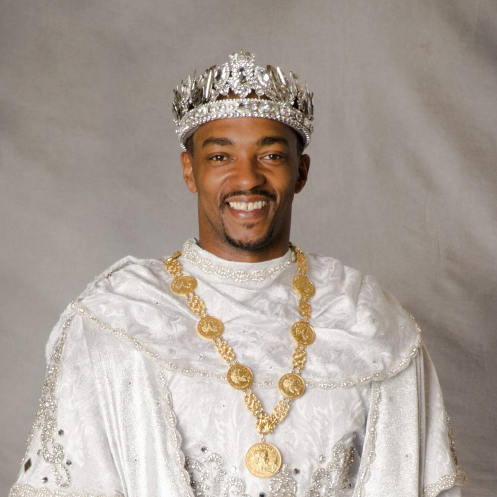 ANTHONY MACKIE - Krewe of Bacchus Parade